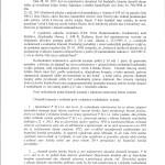 Rozhodnutie Ministerstvo dopravy, výstavby a regionálneho rozvoja SR č. 1632015 2. strana